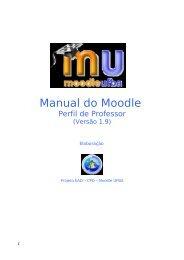 Manual do Moodle - ESJE
