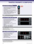 Custom Installation Product Guide - Audio Design Associates - Page 5
