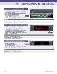 Custom Installation Product Guide - Audio Design Associates - Page 7