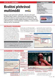 VLC Media Player (pdf) - siggi