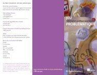 Jeu Problématique : Information juridique pour familles (PDF)