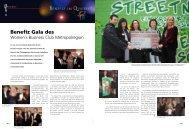 Benefiz Gala des - Women´s Business Club - Germany