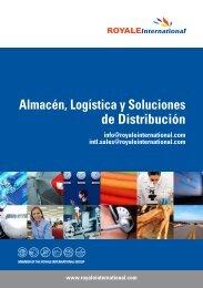 Almacén, Logística y Soluciones de Distribución - Royale ...