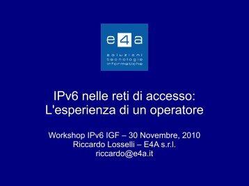 Presentazione PDF - Garr