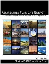 Florida Energy Report - Public Interest Network
