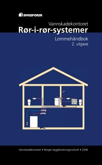 Rør-i-rør-systemer Lommehåndbok - Sintef