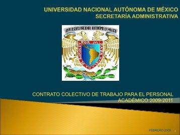 Contrato - UNAM