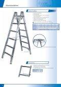 Aluminiumleitern - Iller-Leiter - Page 2