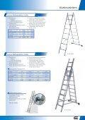 Aluminiumleitern - Iller-Leiter - Page 3