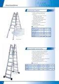 Aluminiumleitern - Iller-Leiter - Page 4
