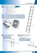Aluminiumleitern - Iller-Leiter - Page 7