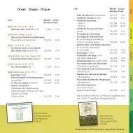 Orgel · Organ · Orgue