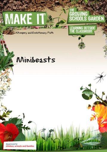 Minibeasts - The Growing Schools Garden