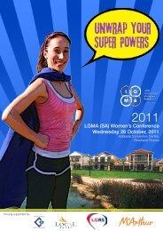 Unwrap Your Super Powers - LGMA (SA)