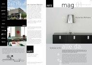ARTE MAG 01 - ARTE - Office Object