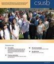 The Karnigs: - CSUSB Magazine - California State University, San ... - Page 3