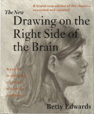 Edwards - The New Drawing on the Right Side of the Brain