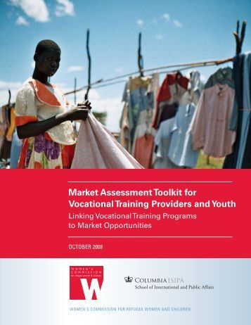 Market Assessment Toolkit for Vocational Training Providers and ...