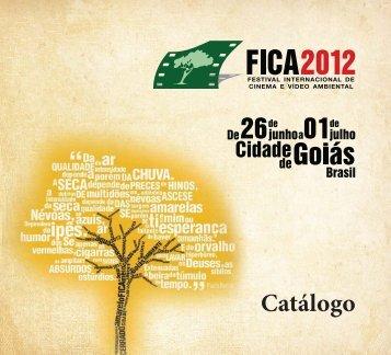 Catalogo Fica 2012