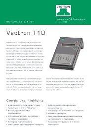 Vectron T10 - Vectron Systems AG