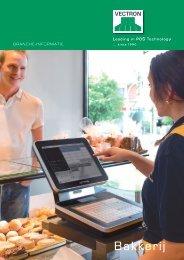 Brancheoplossingen: Bakker en banketbakkerij - Vectron Systems AG