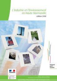 bilan de la Drire Haute-Normandie 2008 - Risques Majeurs et ...