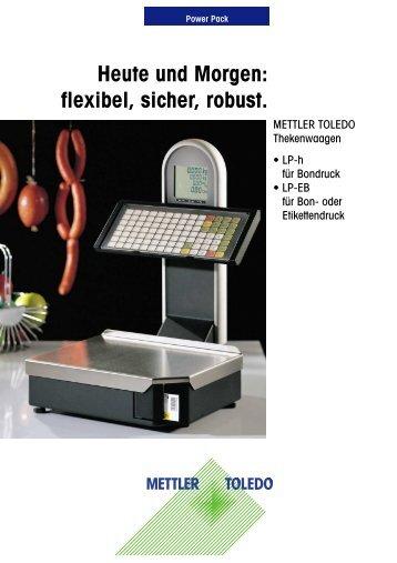 Heute und Morgen: flexibel, sicher, robust. - Schumann GmbH