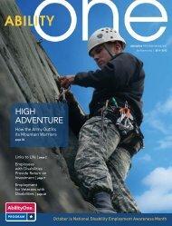 Ability One Magazine