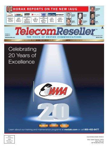 Downloadable PDF - Telecom Reseller