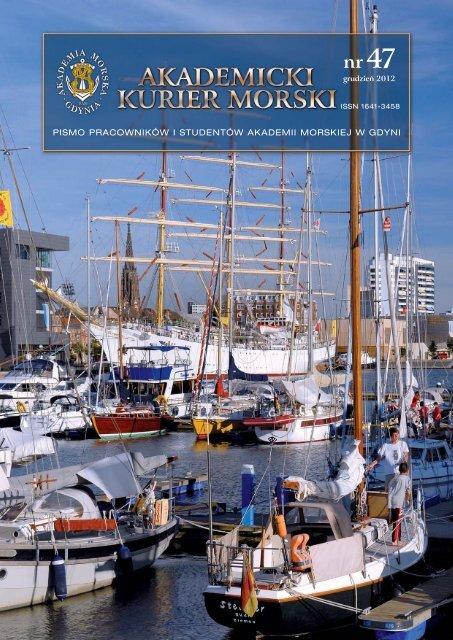 AKM nr 47 grudzień 2012 - Akademia Morska w Gdyni - Gdynia
