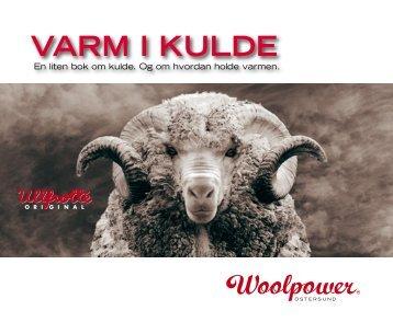 VARM I KULDE - Woolpower