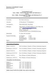 Ausschreibung und Zeitplan - Leichtathletikweb.de
