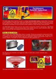 ForkAware Motion - Automation Systems and Controls