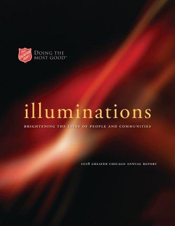 illuminating - Salvation Army Metropolitan Division