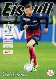 Nr. 11 13/14 (Thun) - FC Zürich