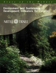 Environment and Sustainable Development Indicators for ... - NEIA