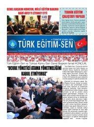 """""""UCUBE YÖNETİCİ ATAMA YÖNETMELİĞİNİ ... - Türk Eğitim-Sen"""