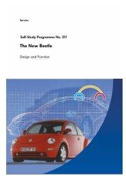 SSP 211 New Beetle - Volkspage