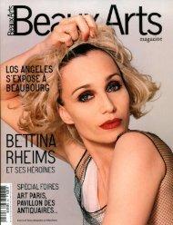 Page 1 magazine SPÉCIAL FOIRES ART PARIS. PAVILLON DES ...