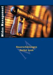 M id a s M a n ag em en t - Midas Verlag AG