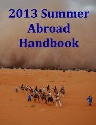 Tuition & International Summer Award - Yale University