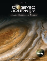 Learn more - Cosmic Journey