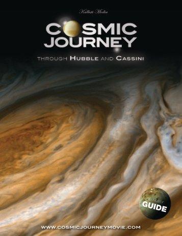 Learn more - Cosmic Journey