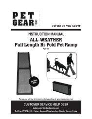 ALL-WEATHER Full Length Bi-Fold Pet Ramp - 1-800-PetMeds