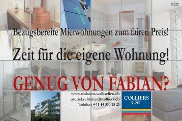 GenuG von FaBian? - Stephan Wegelin