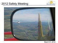 2012 Safety Meeting - LocalHangar.com