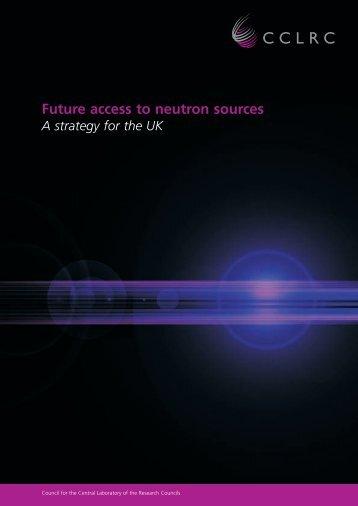 Neutrons - European Neutron Portal
