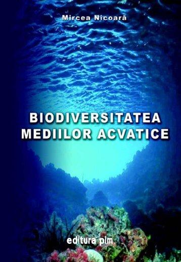Biodiversitatea mediilor acvatice - PIM Copy