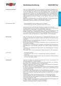 Klimageräte KG/KGW Top 21-1000 - Seite 7