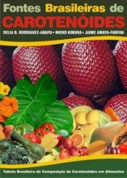 Fontes Brasileiras De Carotenóides - Biodiversity for Food and ...